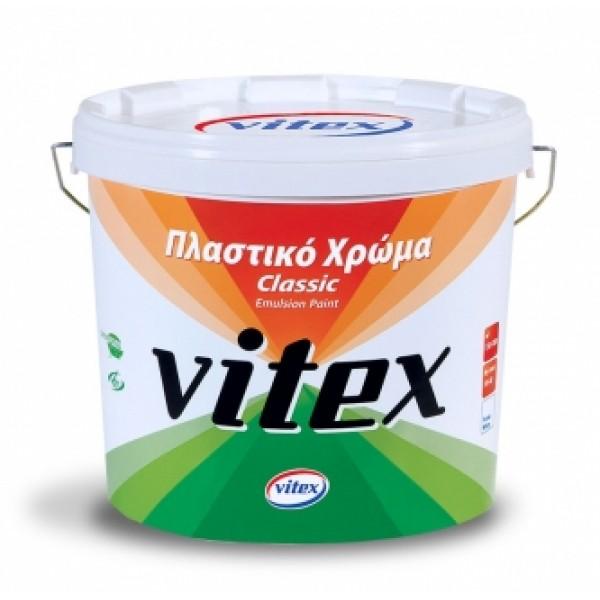 VITEX ΠΛΑΣΤΙΚΟ ΒΑΣΙΚΟ-20 ΚΙΤΡΙΝΟ 0,75L