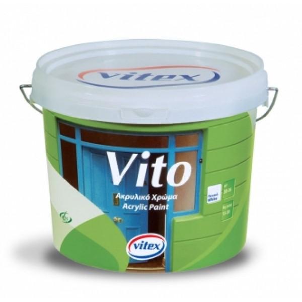 VITEX VITO ΑΚΡΥΛΙΚO ΛΕΥΚΟ 9L