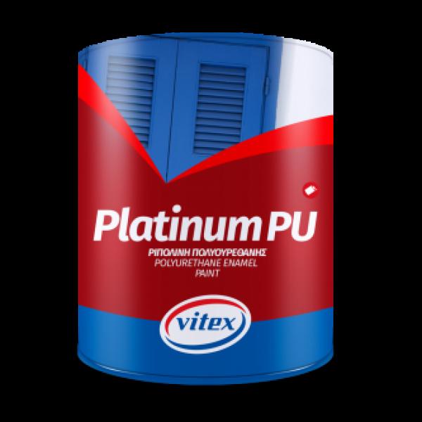 VITEX PLATINUM ΓΥΑΛΙΣΤΕΡΟ-ΣΑΤΙΝΕ-ΜΑΤ ΧΡΩΜΑΤΙΣΤΟ ΣΕ 2,5L-1L