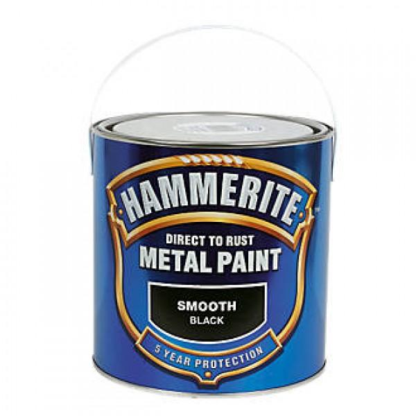 hammerite σφυρηλατο 2,5l σε διαφορες αποχρωσεις
