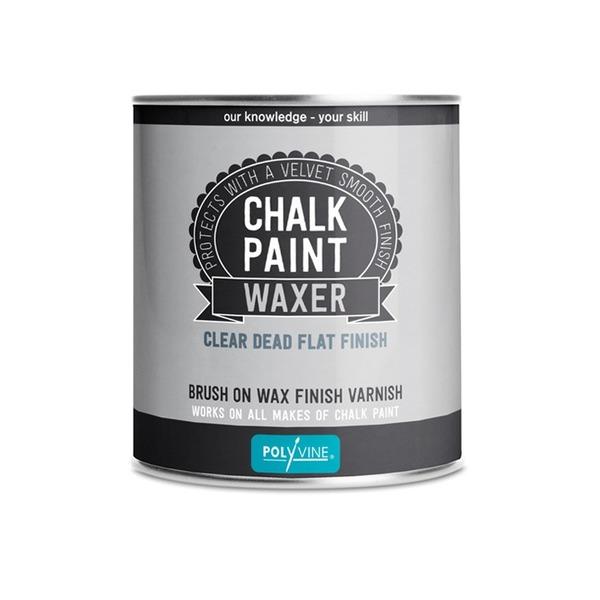 CHALK PAINT WAXER SATIN-MATT POLYVINE 500ml