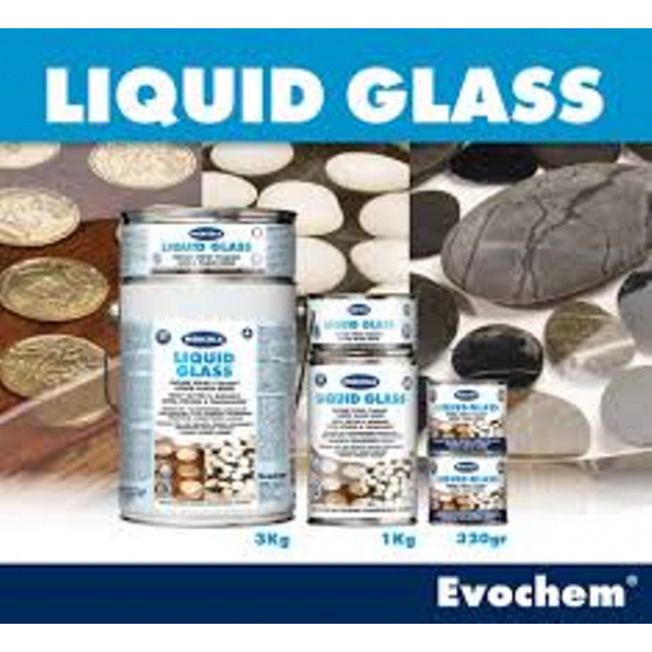 LIQUID GLASS MERCOLA ΥΓΡΟ ΓΥΑΛΙ 320gr